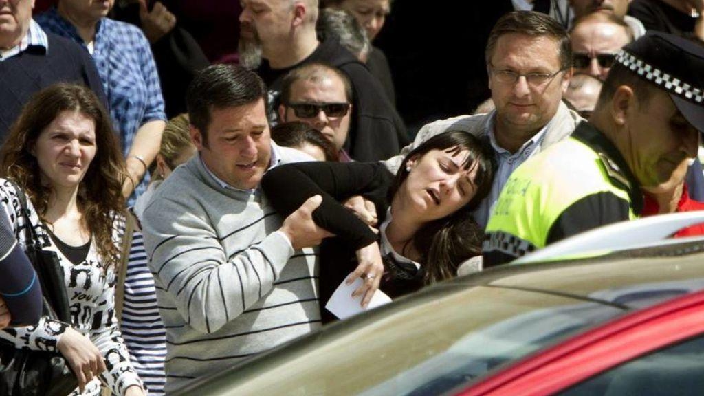 Dos veces víctimas. El acoso a la familia de los asesinados de Almonte