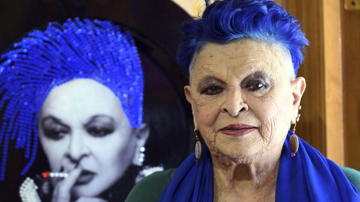 La Fiscalía pide dos años de prisión para Lucía Bosé por quedarse con el dinero de un Picasso que no era suyo