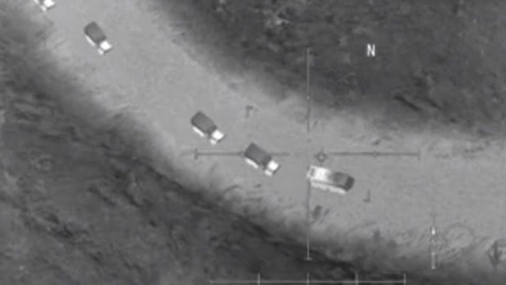 Hoy #EnLaRed: Rusia acusa a EE.UU. de colaborar con el ISIS con fotogramas de un videojuego