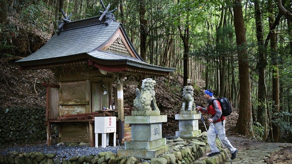 Kumano Kodo, el camino de Santiago japonés que está de moda