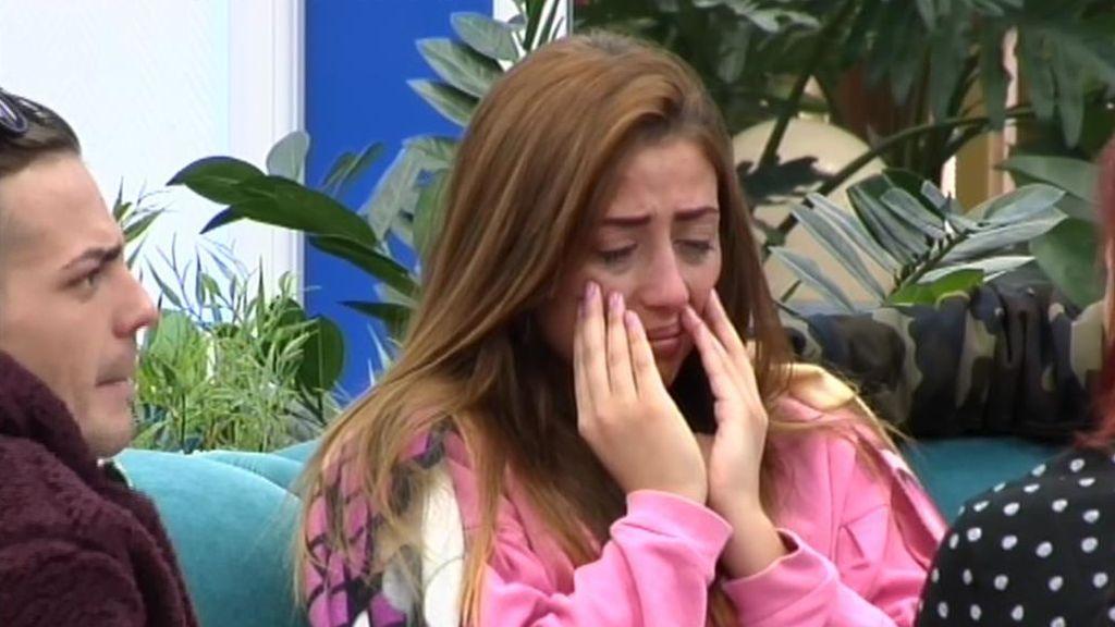 Martes 14 de noviembre: Miriam se siente culpable por el abandono de Laura