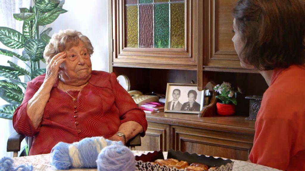 """La Tieta Concha: """"Mi marido me pillaba en la cocina y ahí mismo hacíamos el amor"""""""