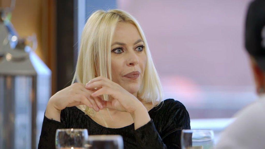"""Daniela Blume: """"Yo me he acostado con gente por agradecimiento"""""""