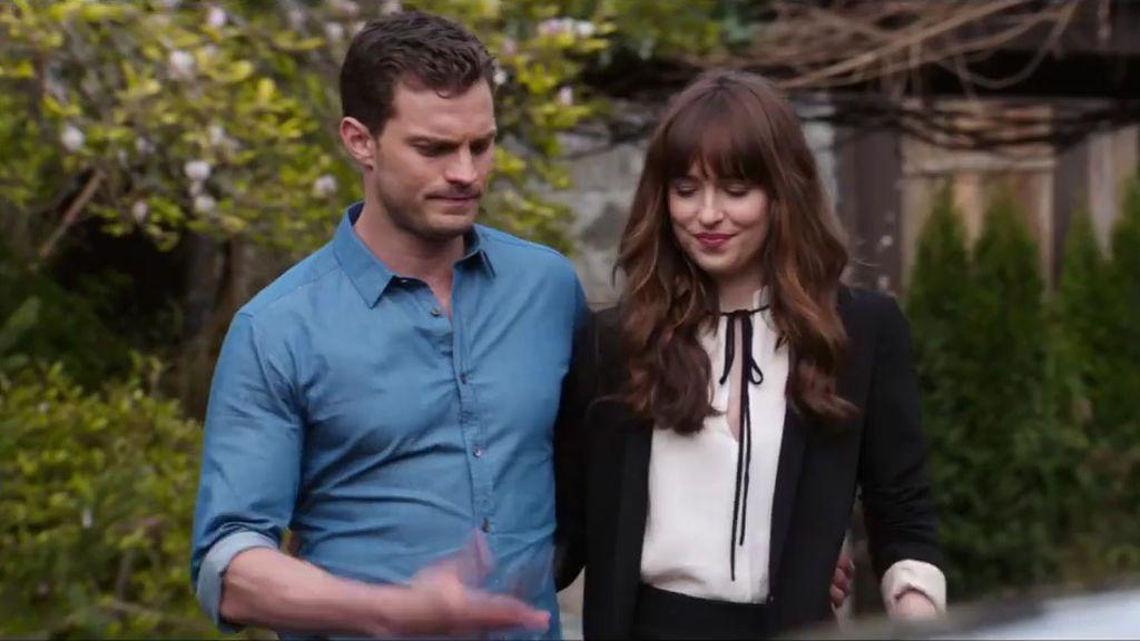 """""""Puedes llamarme señora Grey"""""""