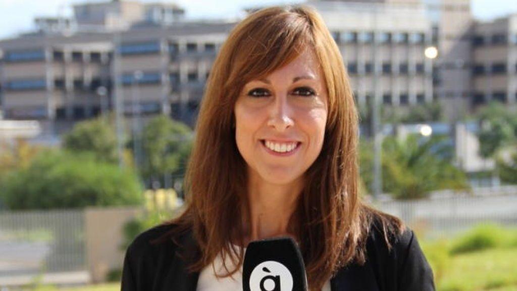 Jèssica Crespo, presentadora del magacín cultural y social de la nueva radio pública valenciana.