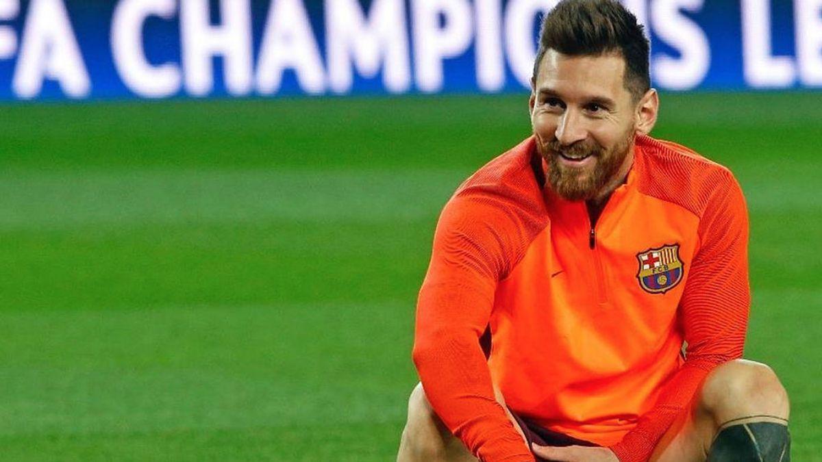 'Topito terremoto': el libro que 'Papá' Messi le cuenta a su hijo Thiago