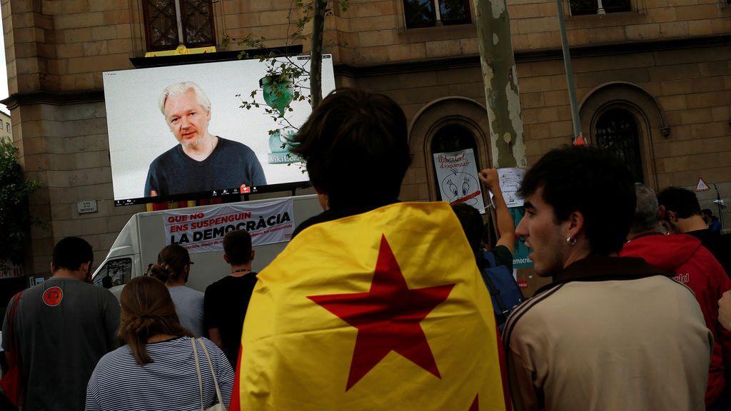 España expresa a Ecuador su preocupación por la actividad secesionista de Assange