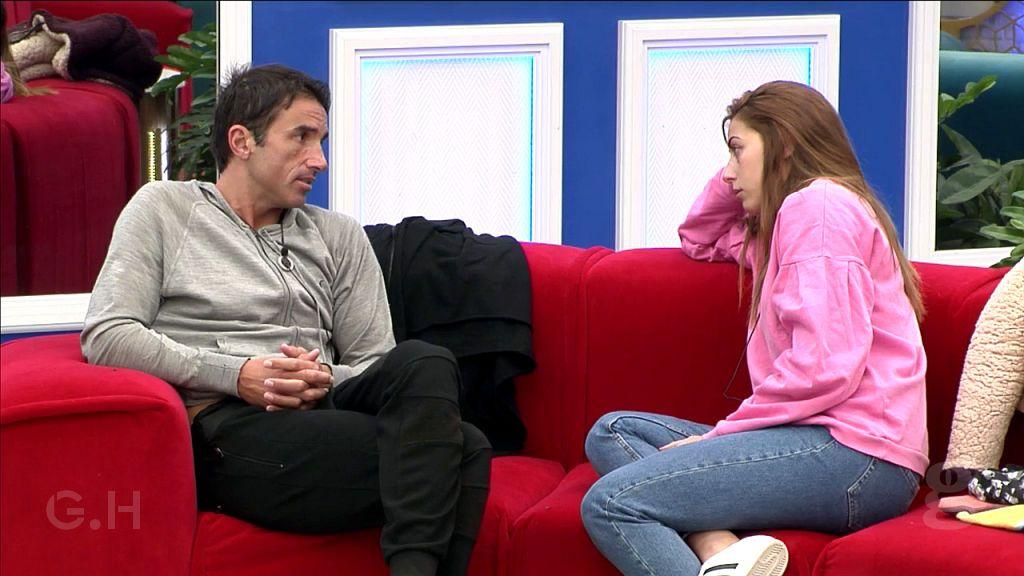 Miriam y Hugo