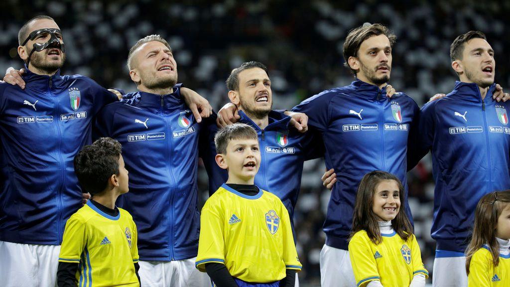 Italia podría jugar el Mundial pese a ser eliminada ante Suecia: ésta es la opción que le proponen