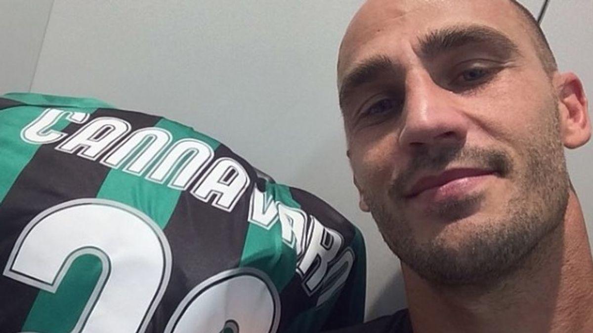 """El mensaje xenófobo del hermano de Cannavaro: """"Llegaron a Italia paquetes de cada parte del mundo a quitarle injustamente el puesto a nuestros chicos"""""""