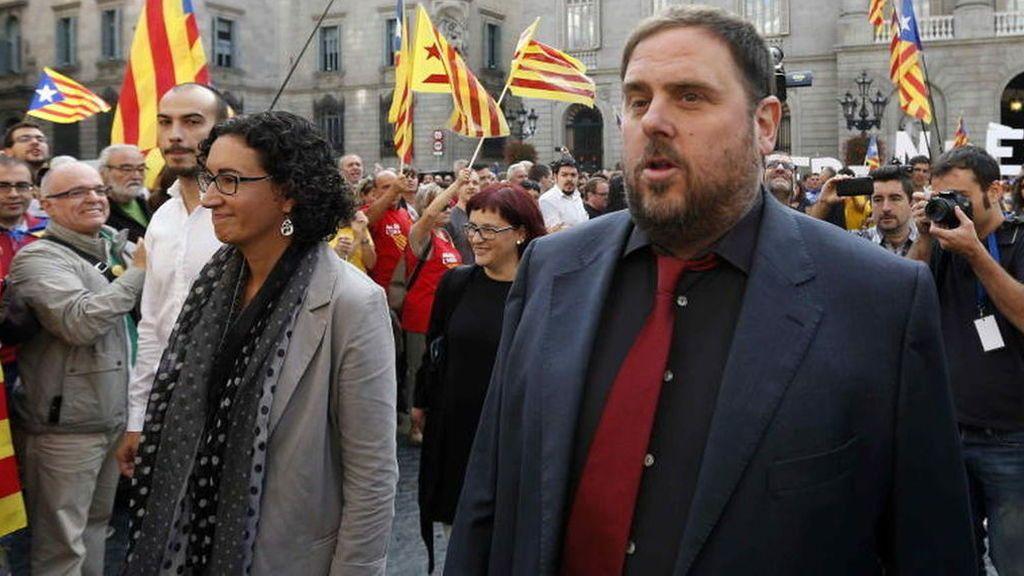 Junqueras, desde la cárcel, apunta a Marta Rovira como presidenta de la Generalitat