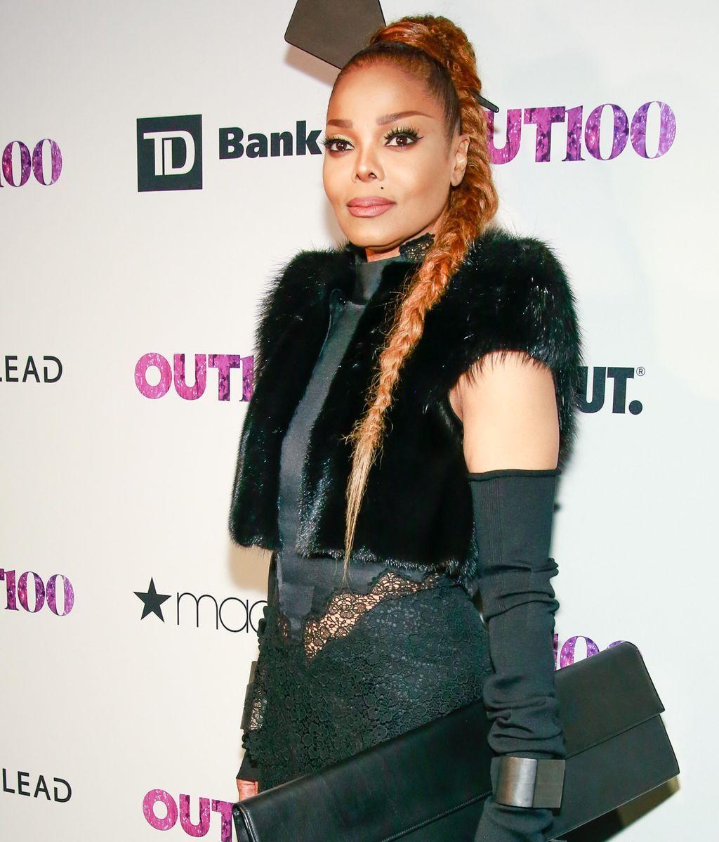 ¿Cirugía plástica o maquillaje? El nuevo rostro de Janet Jackson