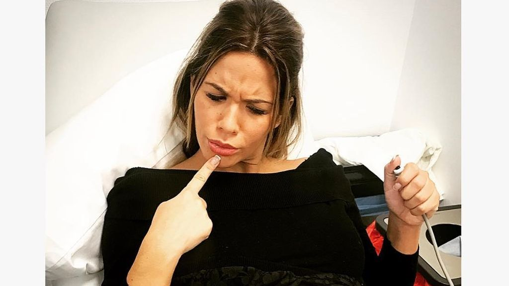"""""""Tengo que aguantar una semana más y seguir en absoluto reposo"""": Tamara nos cuenta su primera revisión tras su hospitalización"""