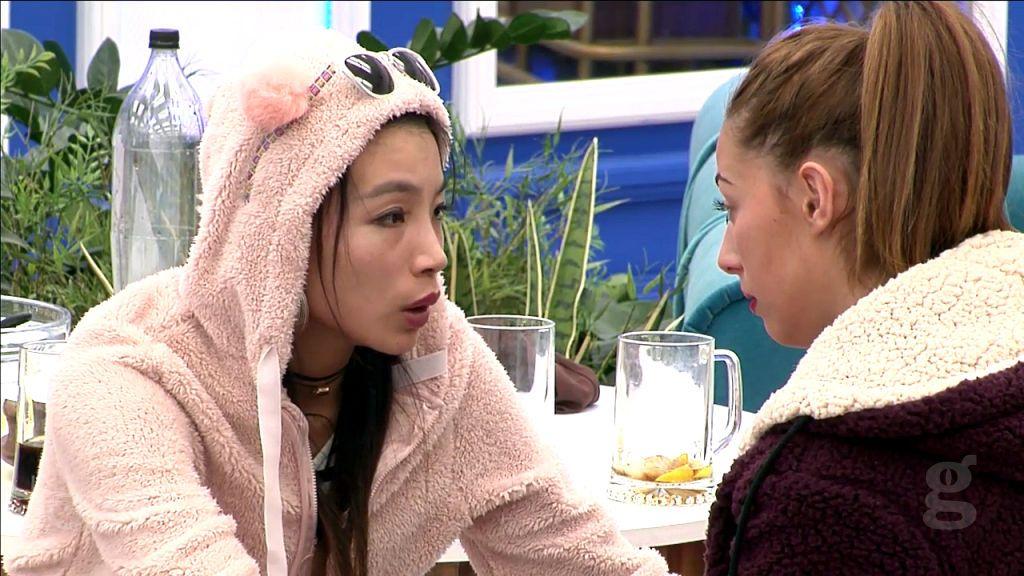 Yangyang y Miriam