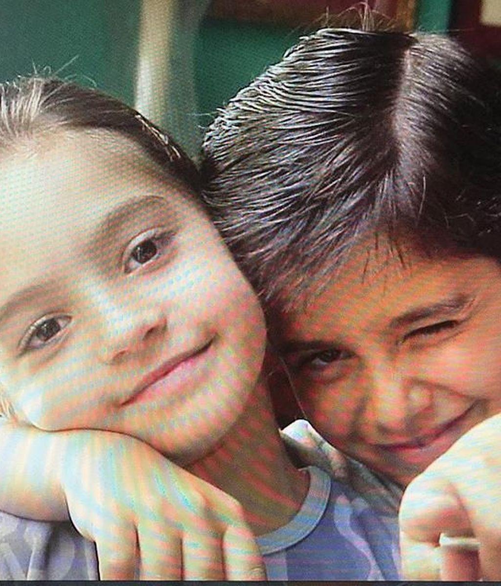 ¡Cómo han cambiado! Así eran Rocío y Alberto, los hijos de Carlos Herrera y Mariló Montero, de pequeños