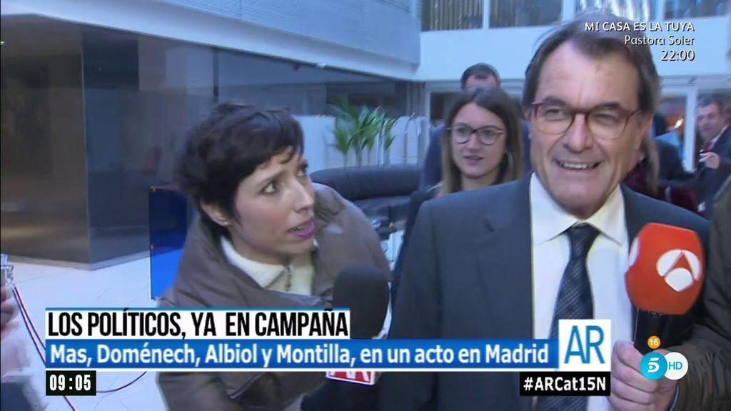Marta Nebot pregunta a Mas por su fianza y el nuevo baile de cifras del PDECat