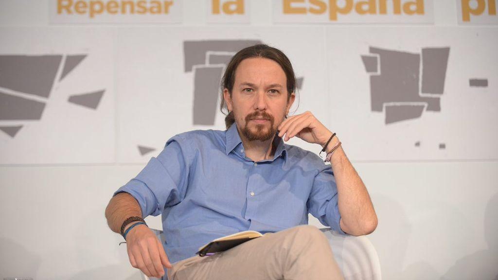 """Pablo Iglesias afirma que la corrupción del PP representa """"el mayor problema de España"""""""