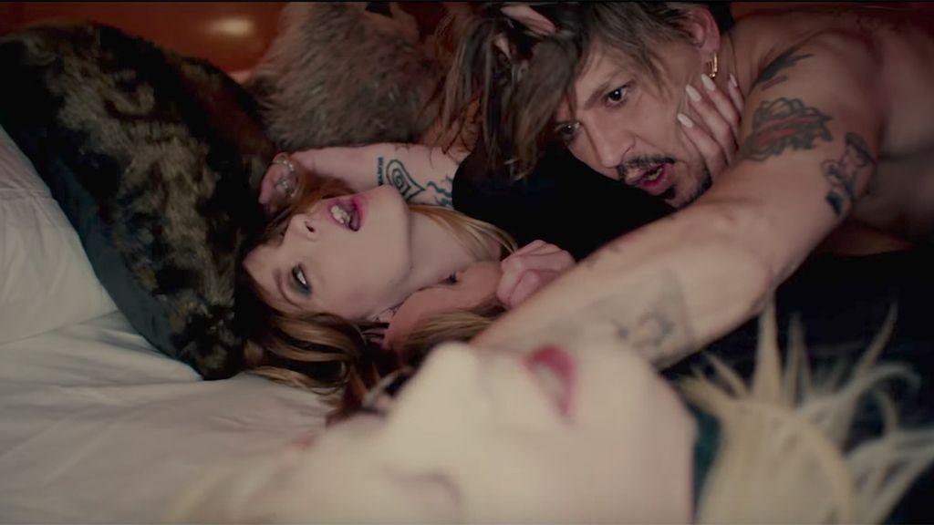 Las 50 sombras de Johnny Depp y Marilyn Manson