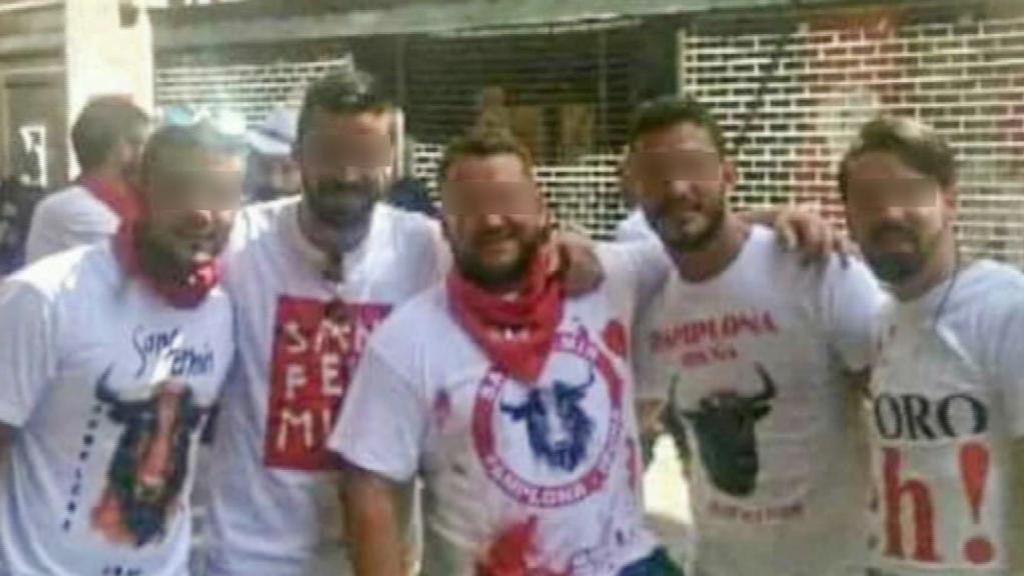 """Los chicos de """"La Manada"""" sabían dos horas antes de su detención que la policía les buscaba"""