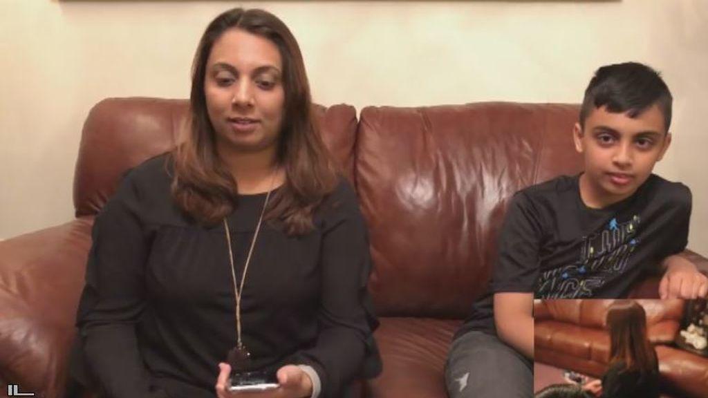 Hoy #EnLaRed: un niño de 10 años desbloquea con su cara el iPhone X de su madre