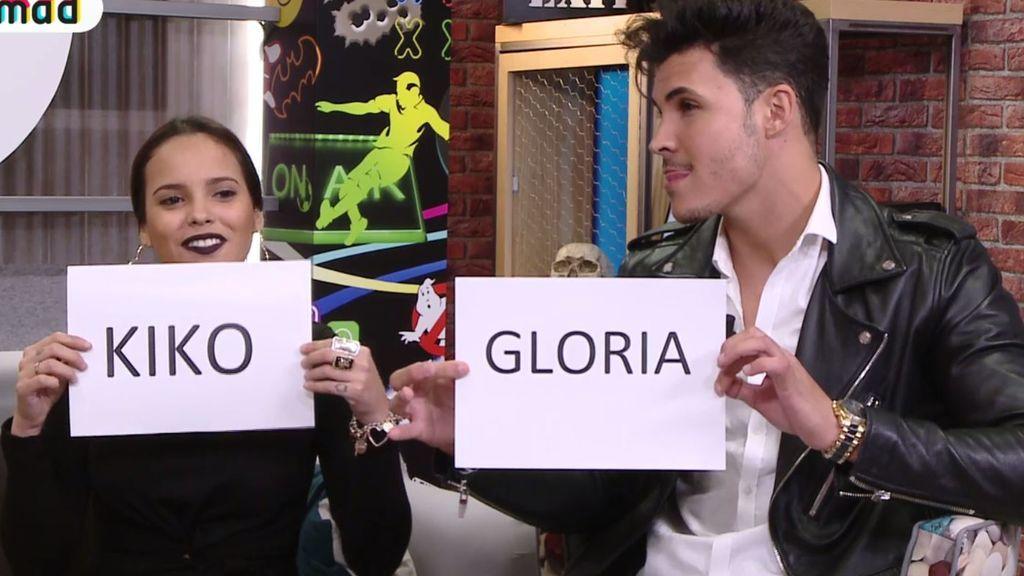¿Se conocen bien Gloria y Kiko? Este es su Most Likely to... Challenge