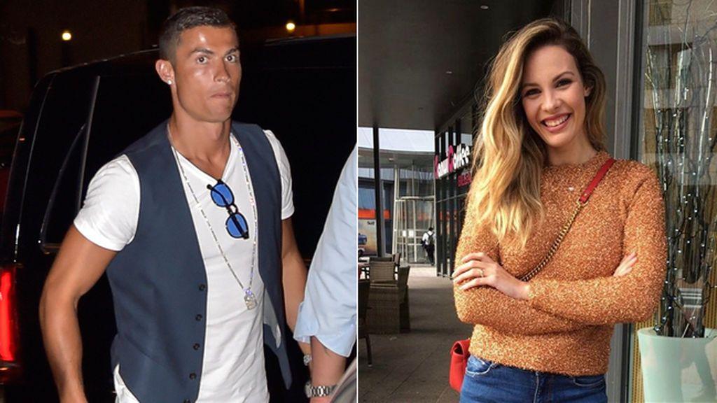 Encuentros casuales: Cristiano Ronaldo y Jessica Bueno compartieron velada en Madrid