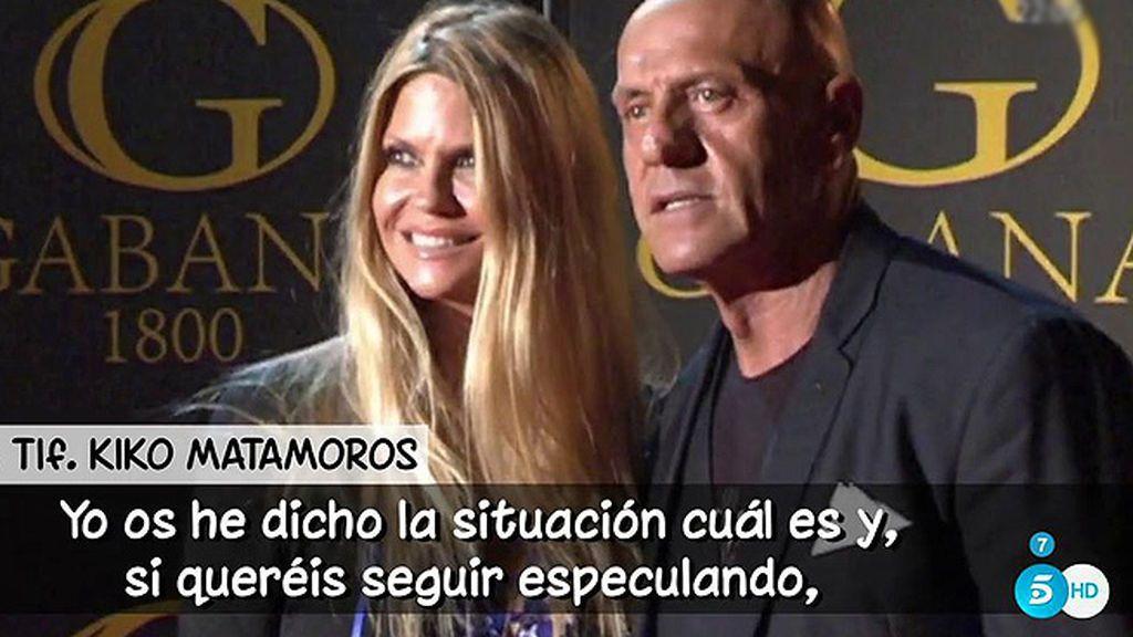 """Kiko Matamoros y 'GH VIP': """"No lo puedo confirmar, me ha llegado le interés de la productora y punto"""""""