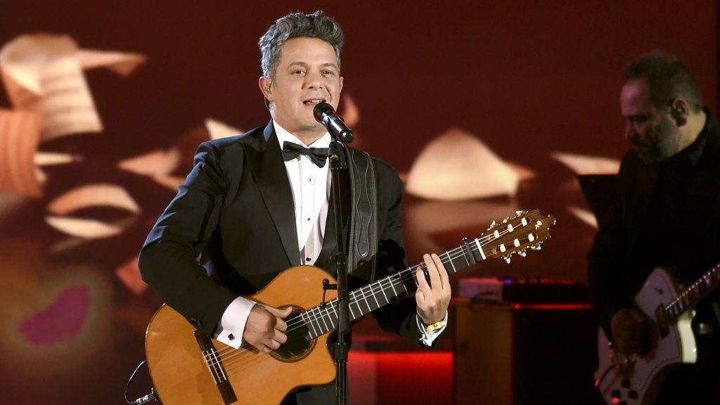 """Alejandro Sanz, 'Persona del Año' en los Grammys Latinos: """"No hubiera podido pedir un mejor año"""""""