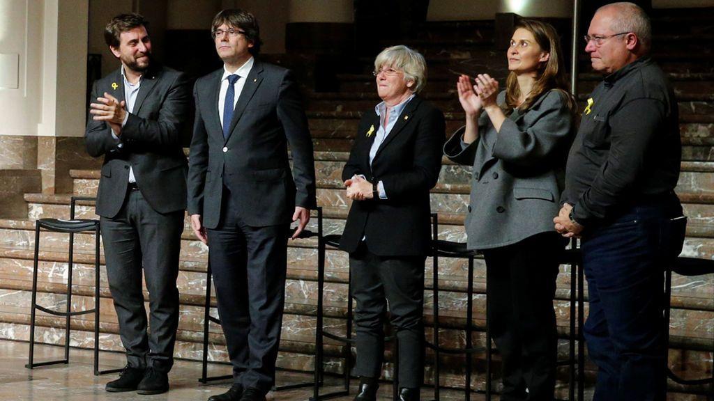 La Fiscalía belga pide que se entregue a Puigdemont por rebelión y malversación