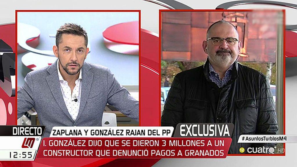 """Losada: """"Estamos asistiendo a una auténtica guerra de bandas en el PP de Madrid"""""""