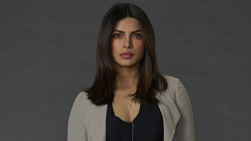 Alex Parrish (Priyanka Chopra) en la segunda temporada de 'Quantico'.