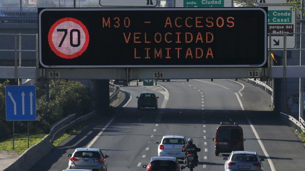 La boina de Madrid, más gris que nunca: la impactante imagen de su aspecto