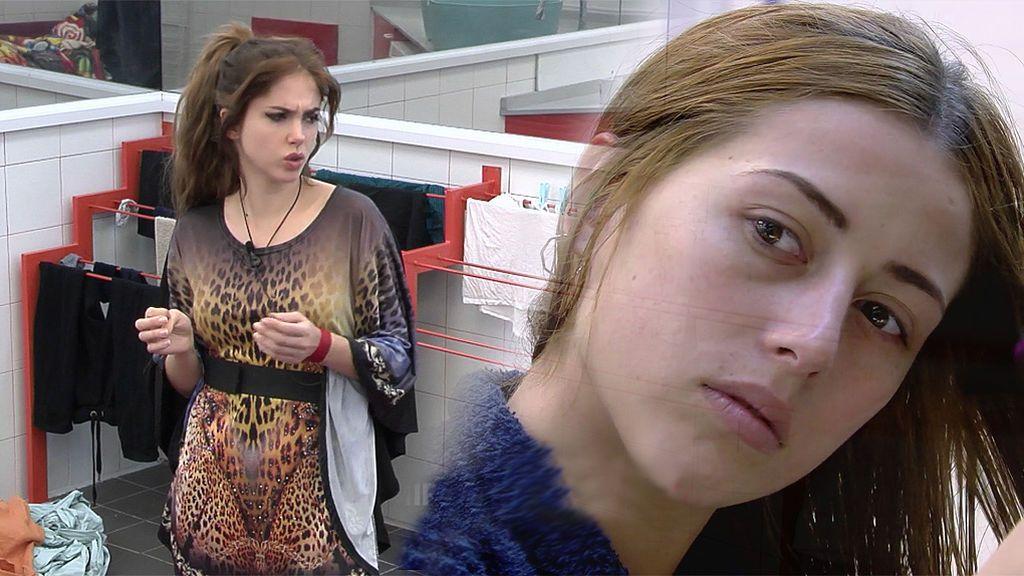 """Carlota critica a Miriam: """"Ha puteado a Laura y putea a Yangyang"""""""