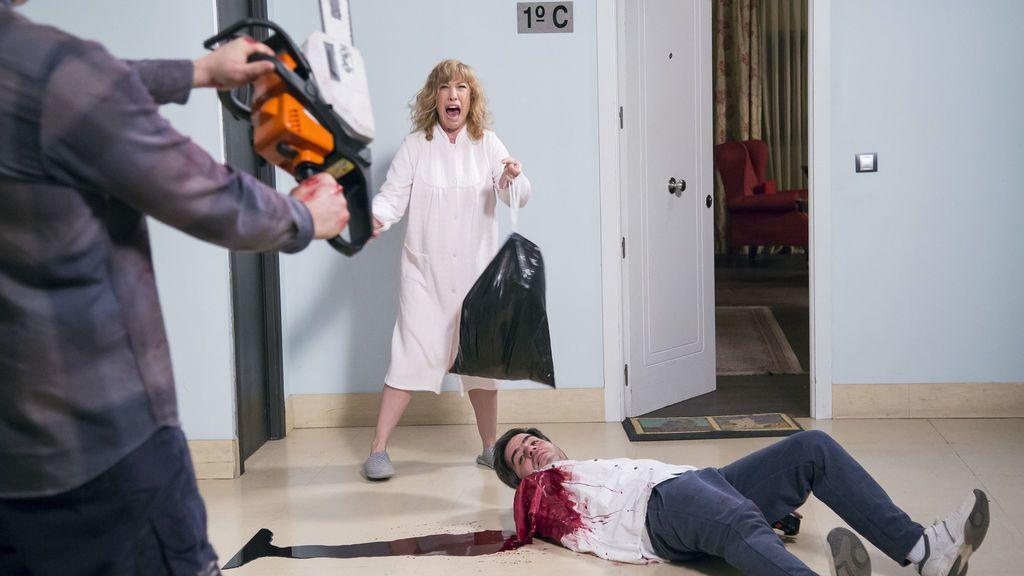 Imágenes del octavo capítulo de la 10º temporada de 'LQSA'.