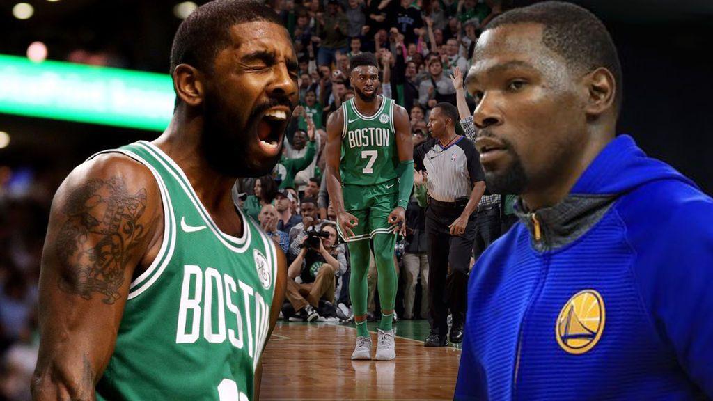 ¿Candidatos a todo? Los Celtics vencen a los Warriors y los números de su temporada asustan a todos