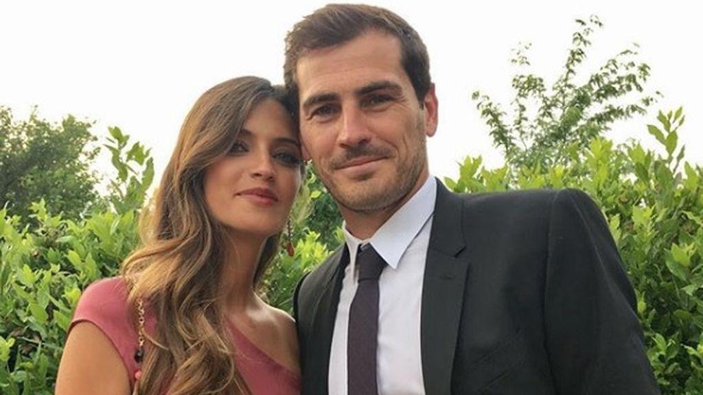 """Sara Carbonero, sobre el futuro de Casillas: """"Quiere seguir jugando y donde le quieran ahí estaremos"""""""
