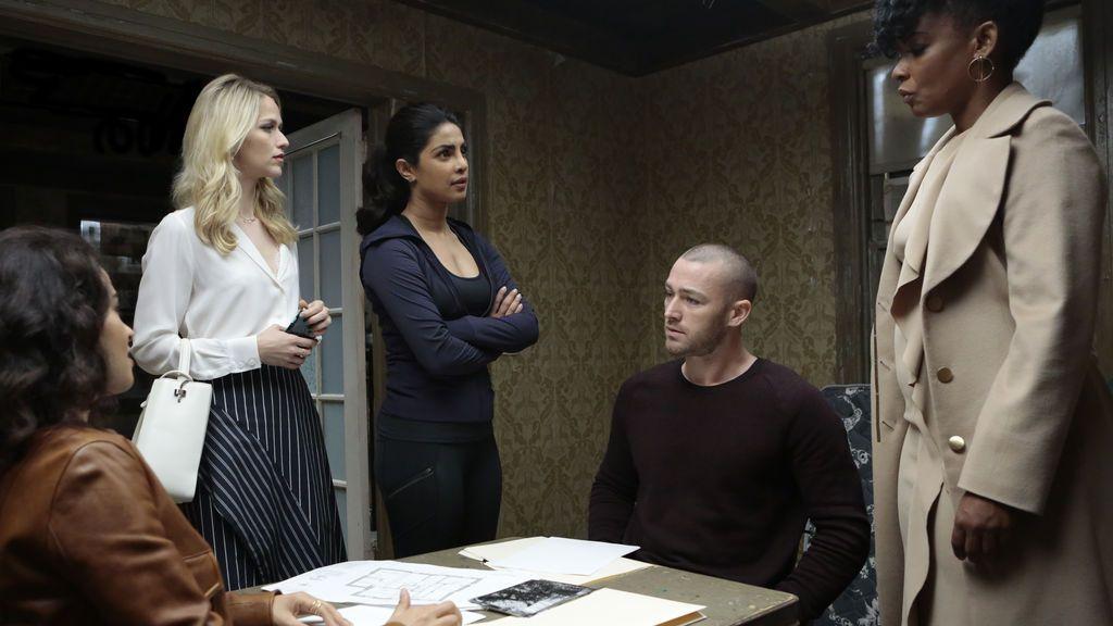 Imagen de la segunda temporada de 'Quantico'.