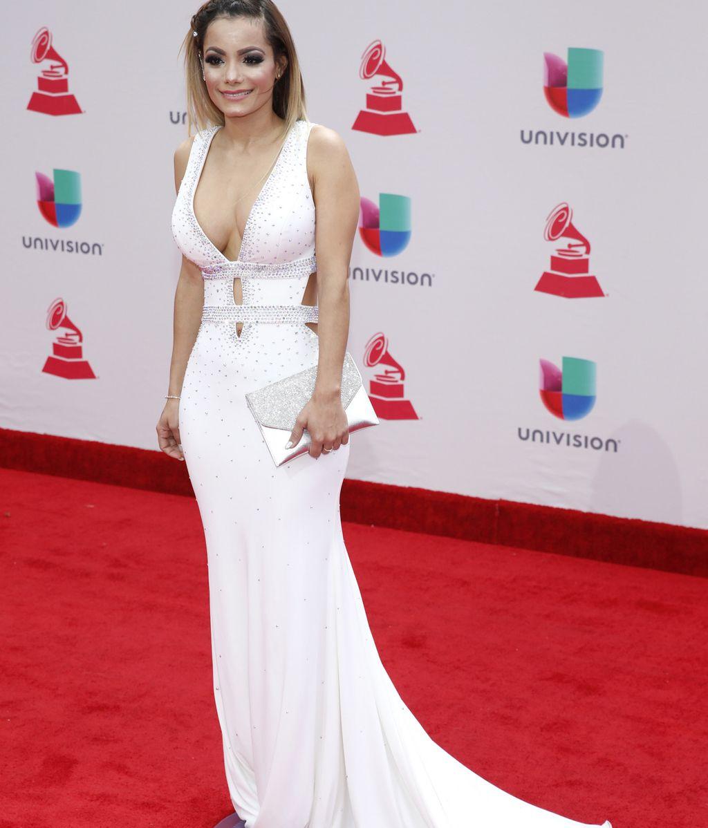 La alfombra roja de los Grammy Latinos, foto a foto