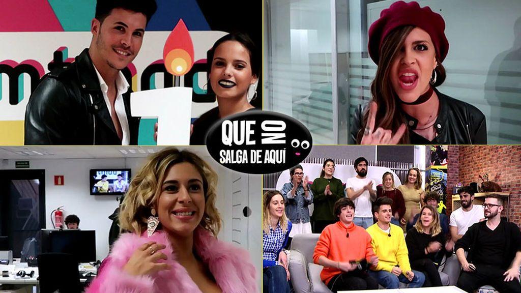 'Making of' de la fiesta de MtMad: los talentos de internet y TV unidos en 4 horas de directo