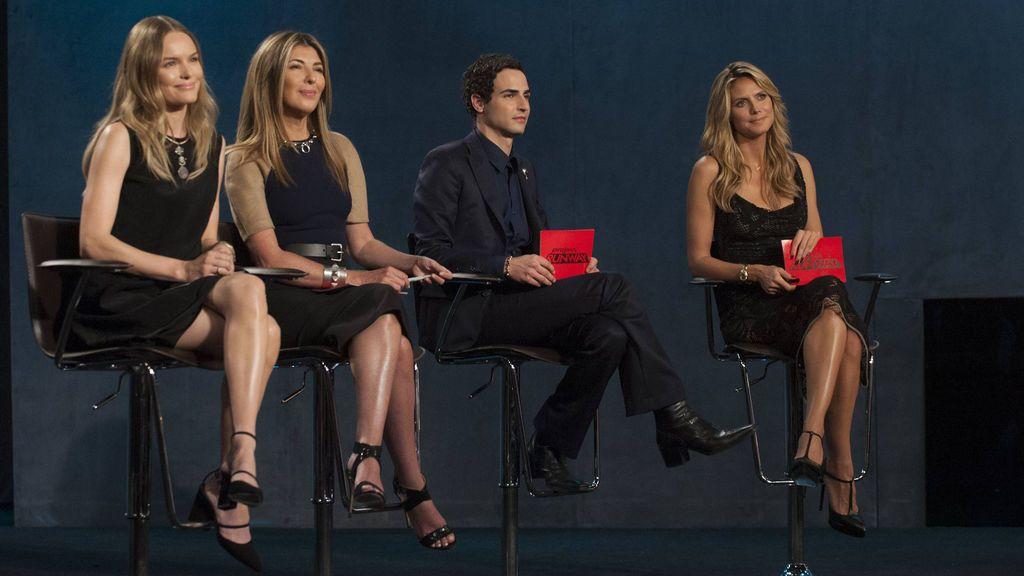 'Pasarela a la fama', programa presentado por Heidi Klum.