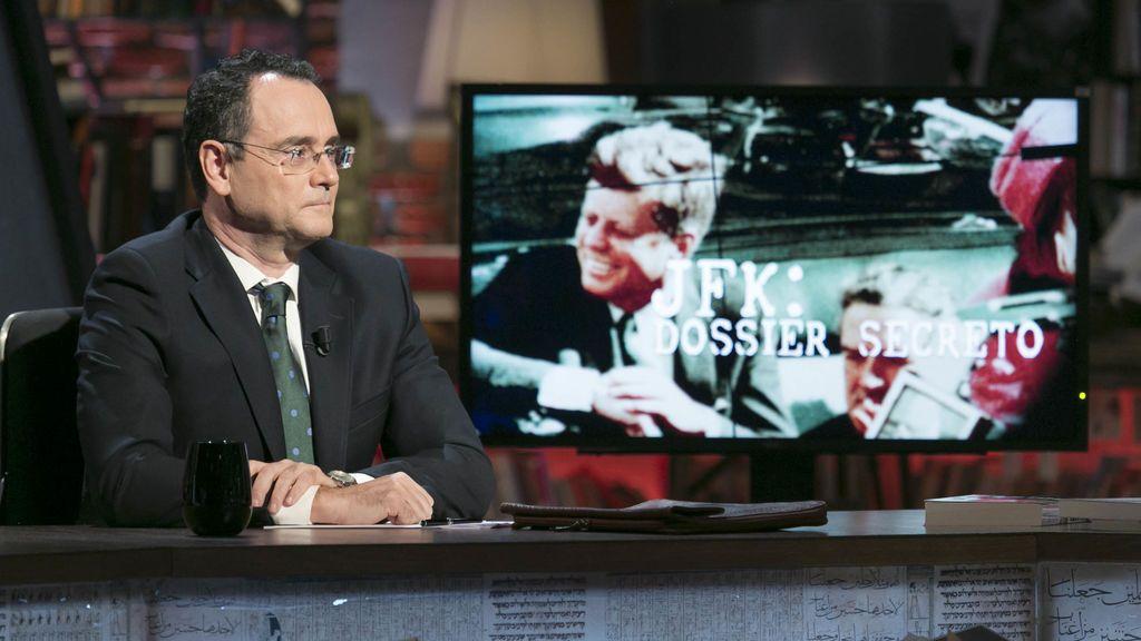 Especial Kennedy en 'Cuarto milenio'.