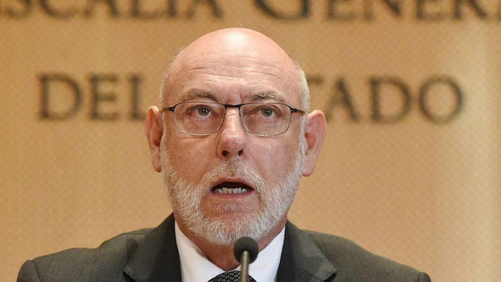 El fiscal general del Estado, ingresado en Buenos Aires por un proceso de infección