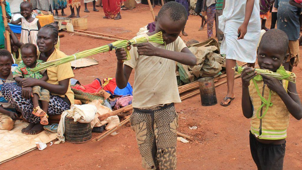 """La ONU alerta de que los niños son la """"gasolina"""" de la mayoría de conflictos armados"""