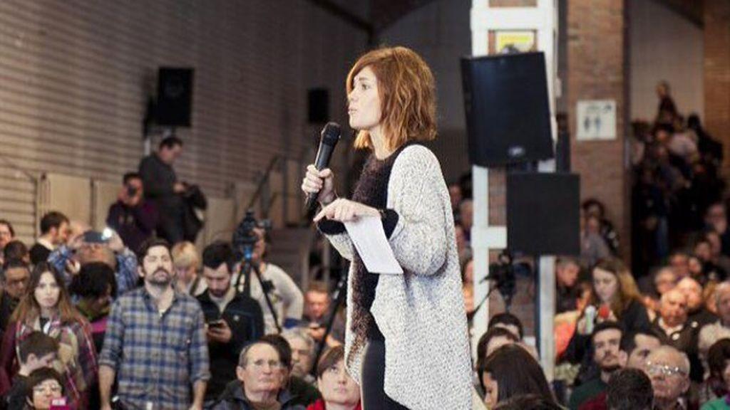 """Los 'comuns' piden al independentismo incluir el """"referéndum pactado"""""""