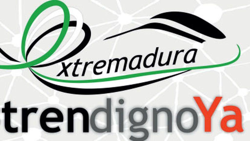 Más de 300 autobuses se desplazan a Madrid para reivindicar un 'Tren Digno Ya' para Extremadura