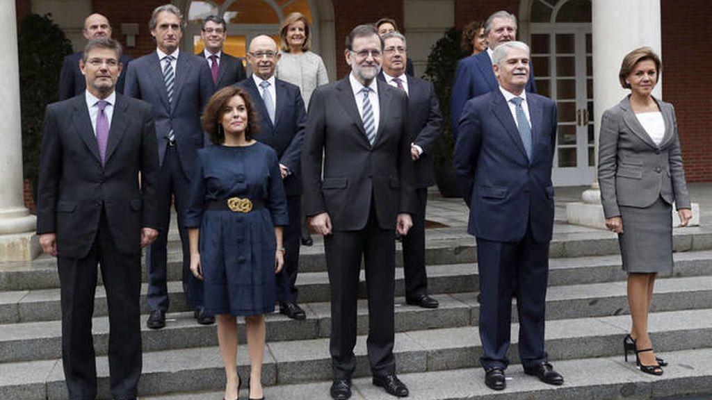 Los españoles desconocen a nueve de los trece ministros de Gobierno
