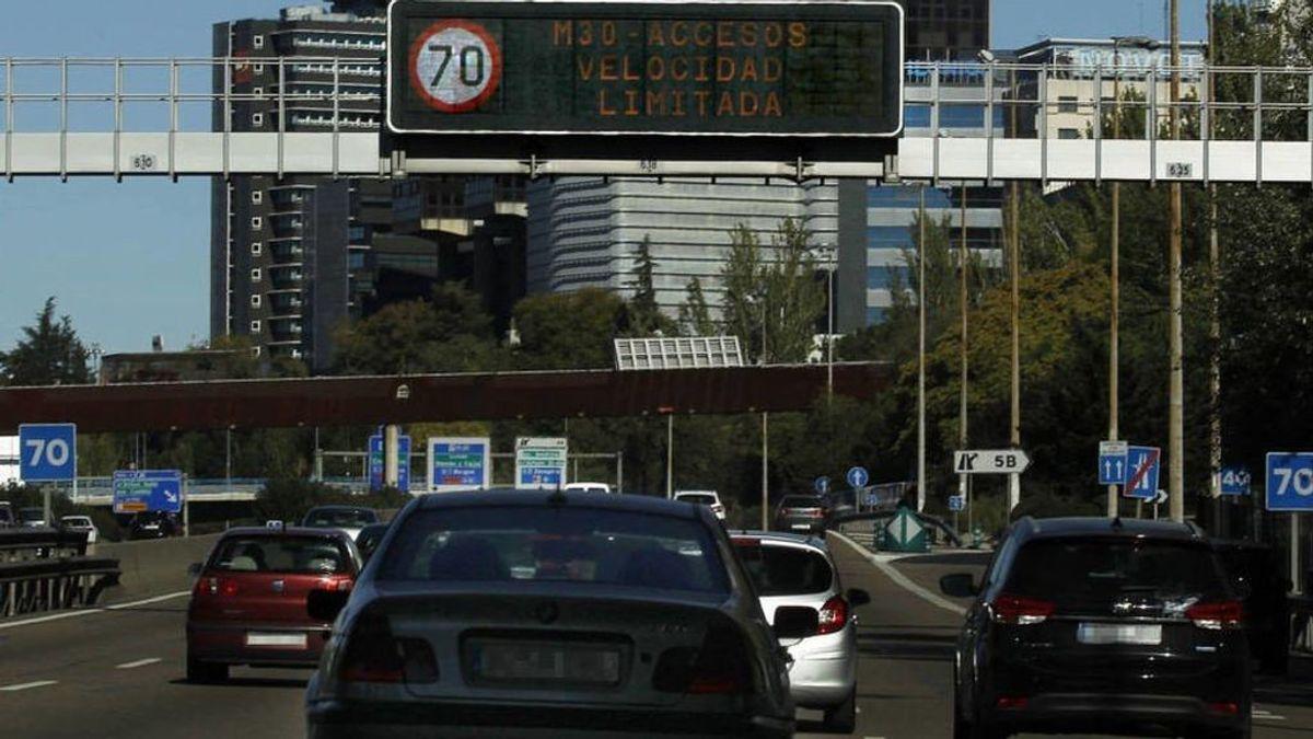 Madrid mantiene para este lunes el escenario 2 contra la contaminación