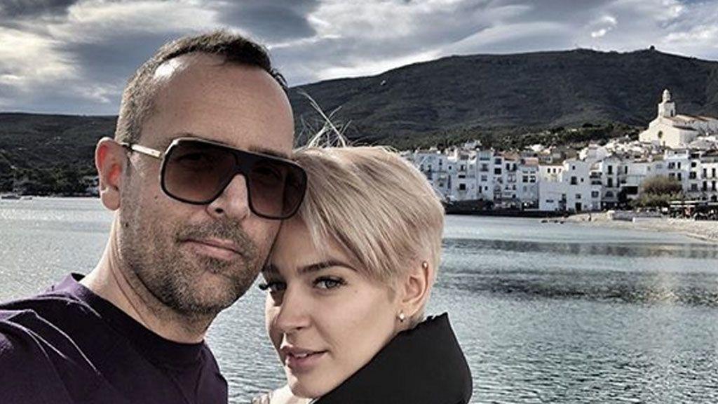 Risto presume de Laura Escanes en Instagram y ella se ríe de sus 'haters'