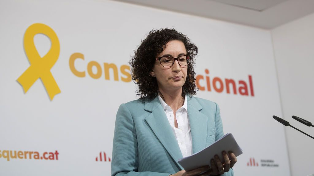 "Rovira ve a Puigdemont como ""el presidente legítimo"" pero reclama un Govern ejecutivo"