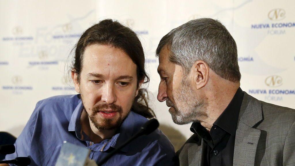 El exJemad Julio Rodríguez presenta su candidatura a dirigir Podemos Madrid